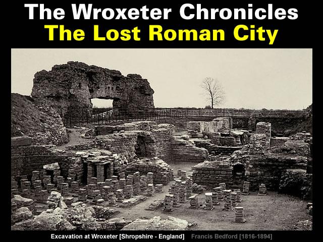 The Lost Roman City
