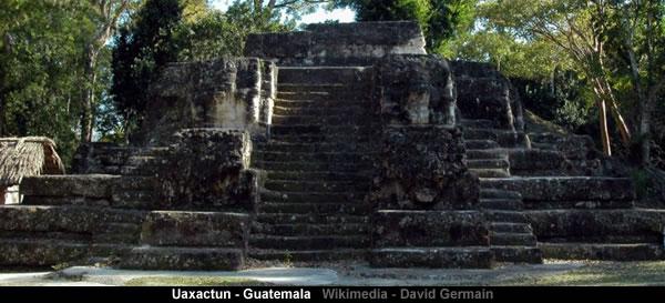 Uaxactun - Guatemala