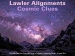 Cosmic Clues