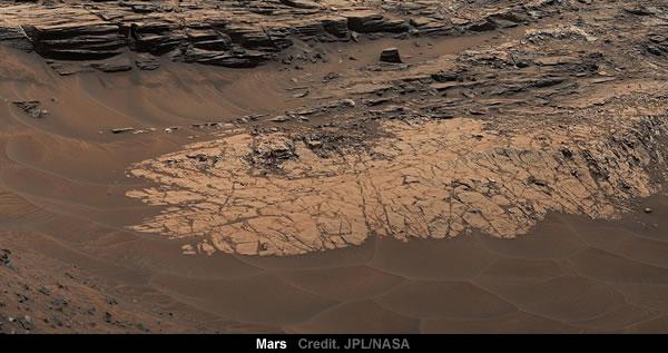 Mars Scene