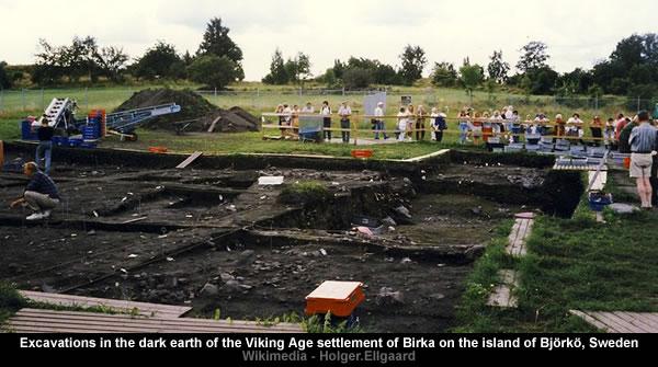 Viking Age Birka