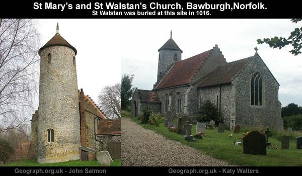 Bawburgh - Norfolk