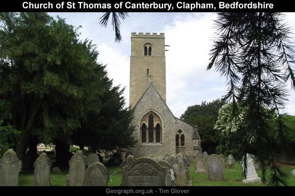 Clapham - Bedfordshire