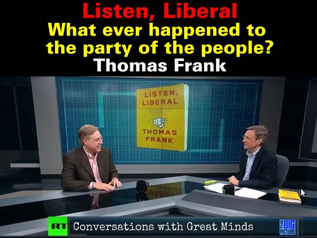 Listen Liberal