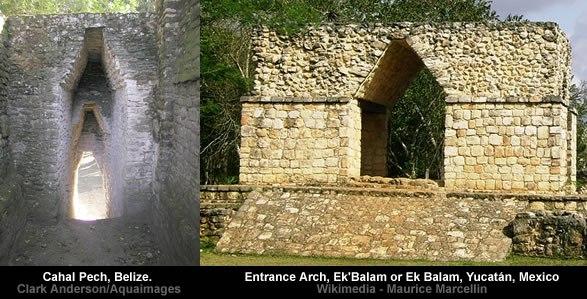 mayan-arch