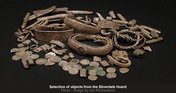Silverdale Hoard