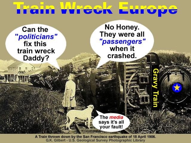 Train Wreck Europe