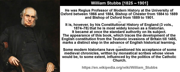William Stubbs