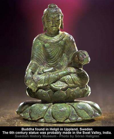 Helgö Buddha