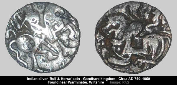 Indian Silver Coin