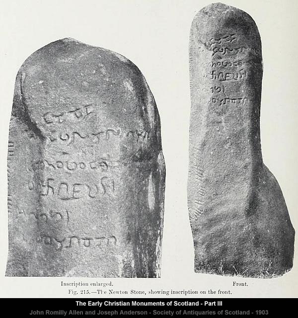 Newton Stone