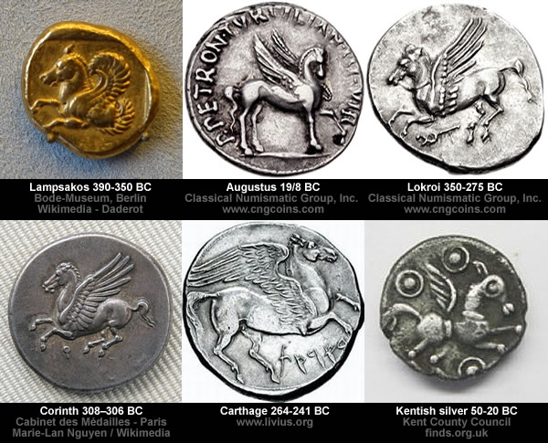 Pegasus Coins