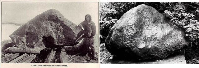 greenland-meteorites