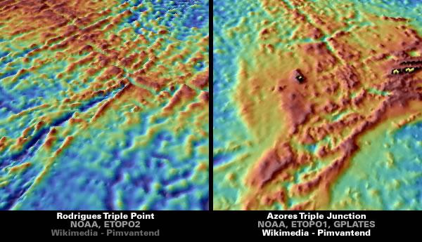 oceanic-triple-junctions