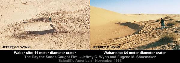 wabar-crater