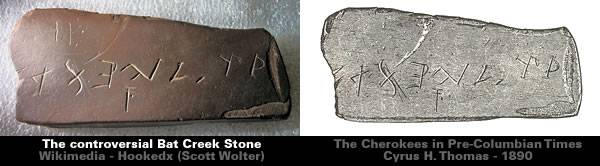bat-creek-inscription