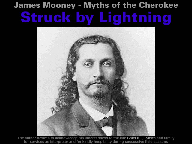 myths-of-the-cherokee-struck-by-lightning