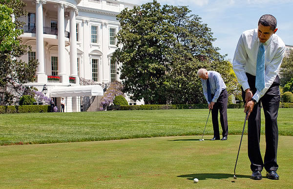 putter-in-chief