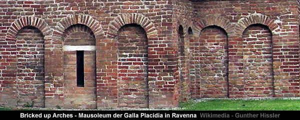 Ravenna Revisited Mausoleum Of Galla Placidia Malagabay