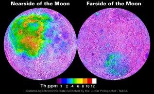 Lunar Thorium