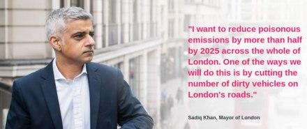Sadiq Khan - Quote