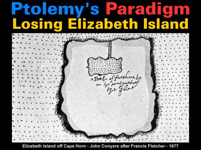 Losing Elizabeth Island