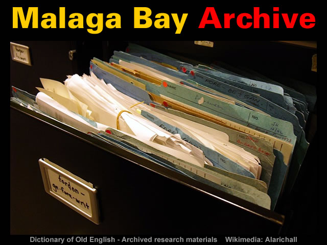 Malaga Bay Archive