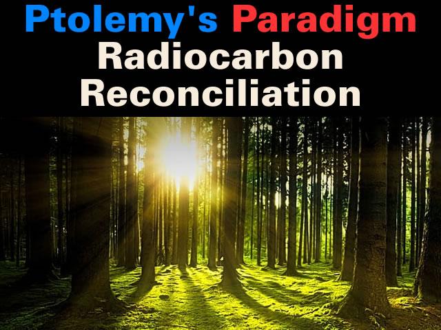 Radiocarbon Reconciliation